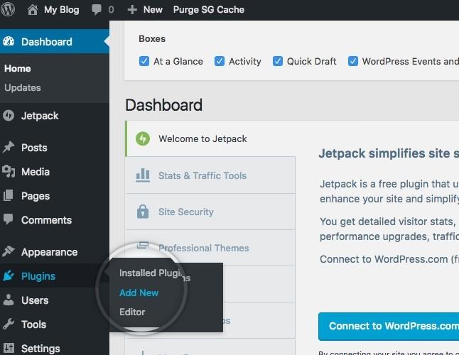 how to install yoast on wordpress