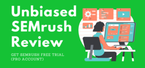 SEMRush Review Banner