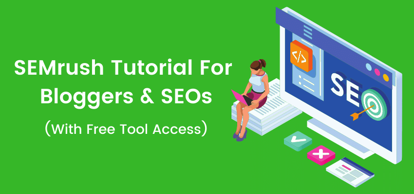 SEMrush tutorial